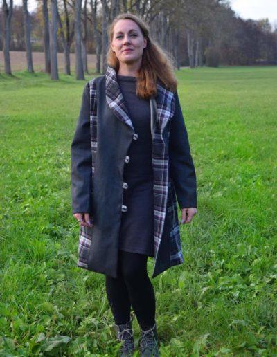 Natalja mantel 40 grau