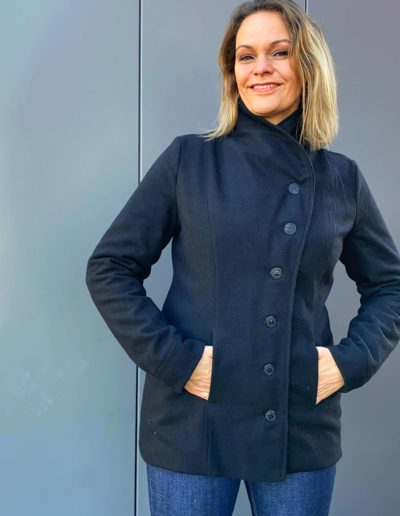 Natalja Berliner Nähkästchen 42 Jacke 07