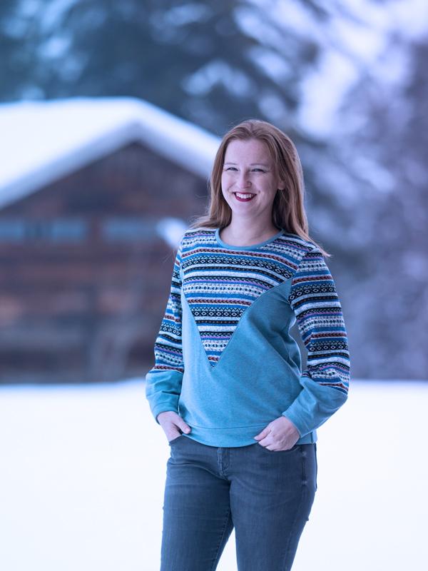 Calin Petite 34 Winterpulli1