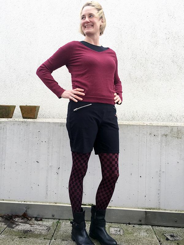 Gianna 42 Short