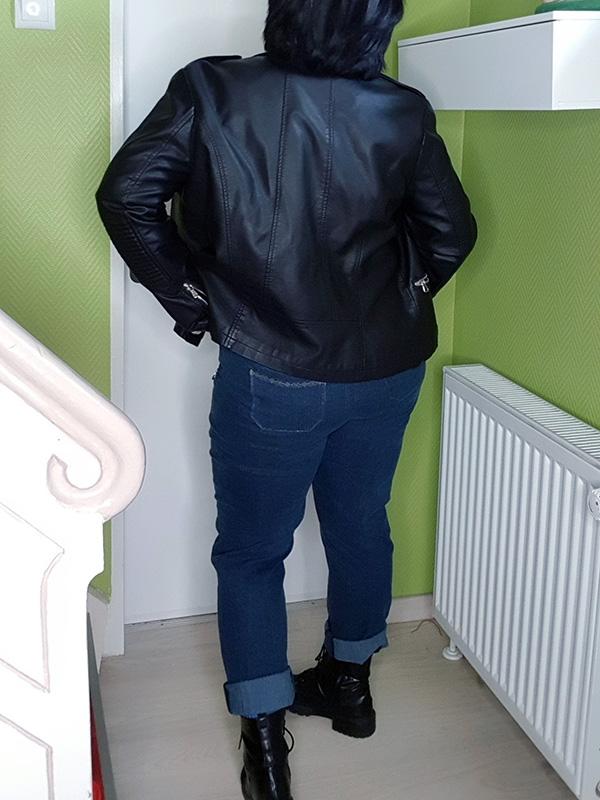 Gianna 44 Jeans Blauhinten