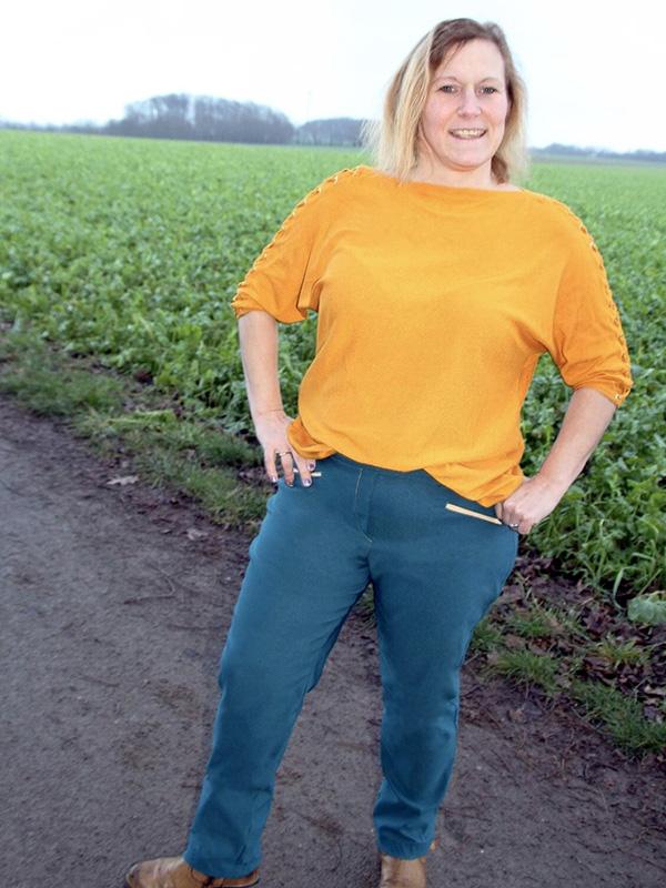 Gianna 46 Petite Jeans