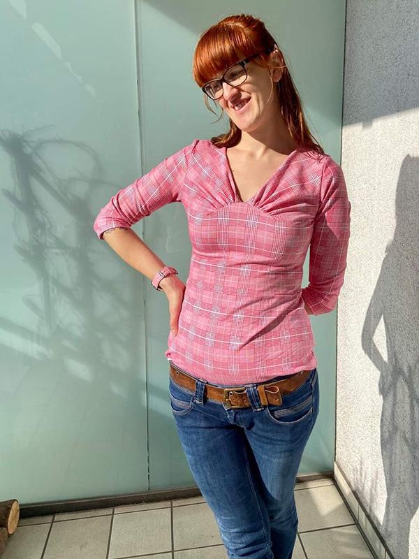 Yelda 42 Shirt Karriert1