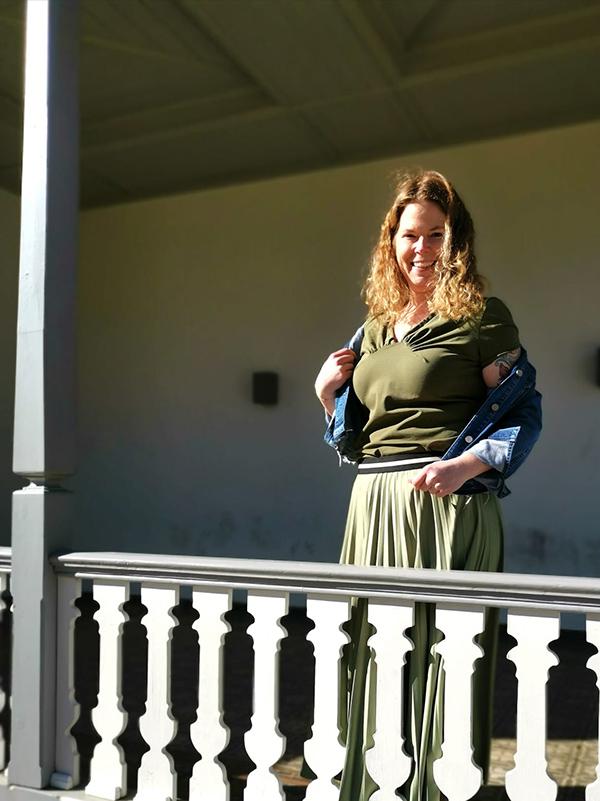 Yelda 44 Shirt Kurzarm