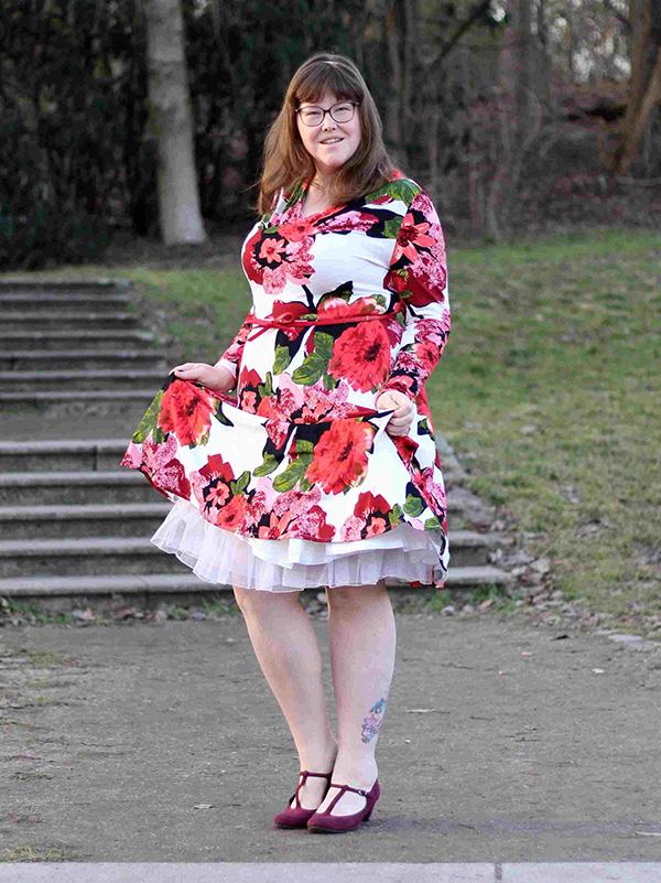Yelda 46 Viskosejersey Petticoat