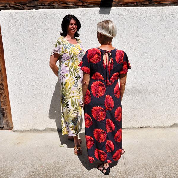 Lyana 36 Glockenaermel Duo